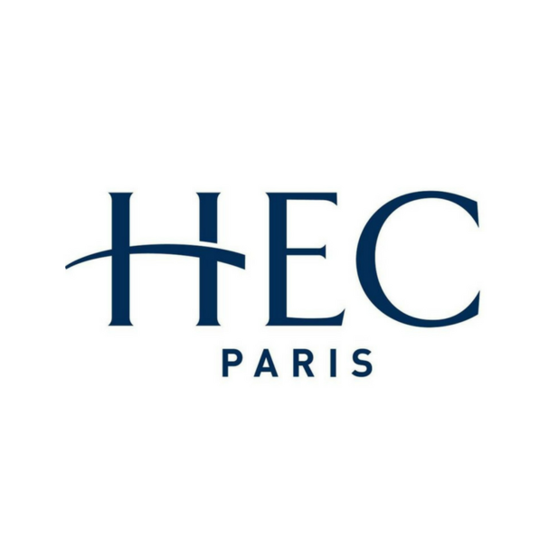 HEC Paris post with Buddy the robot