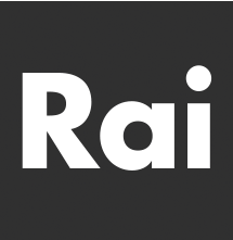 Logo de RAI TV with Buddy le robot