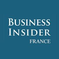 Logo de Business Insider en France dans le secteur Robotique avec Buddy le robot