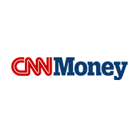 CNN Money with Buddy the robot