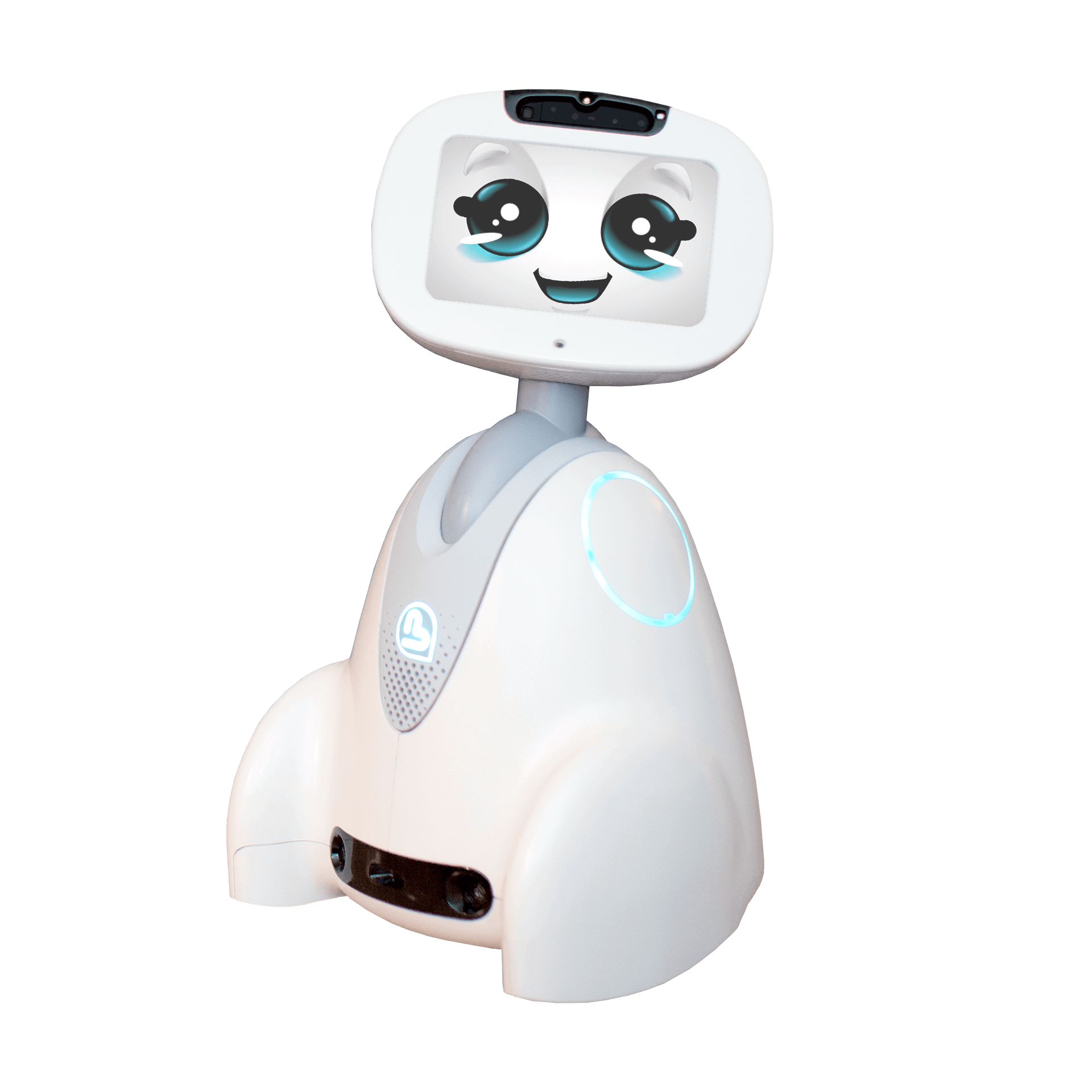 BUDDY is a robo with feelings