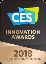 CES  2019 award